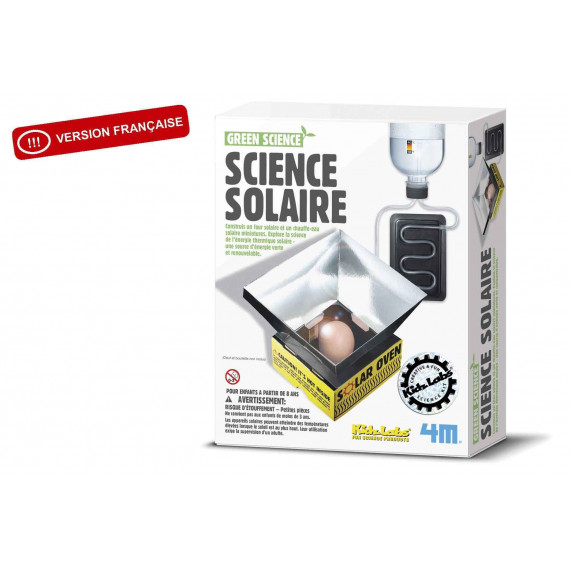 Science Solaire 4M