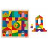 Puzzle/Cubes de construction Ferme