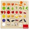 Association Couleurs/Fruits