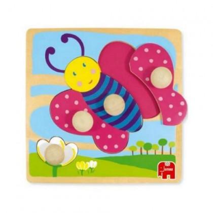 Puzzle Papillon en bois