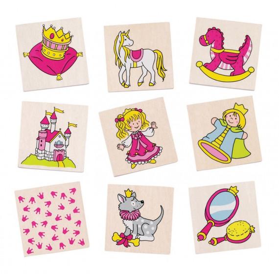 Mémo Princesses