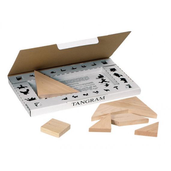 Tangram en bois