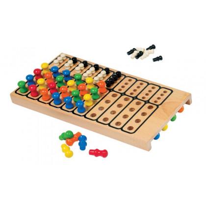 Master Logic en bois