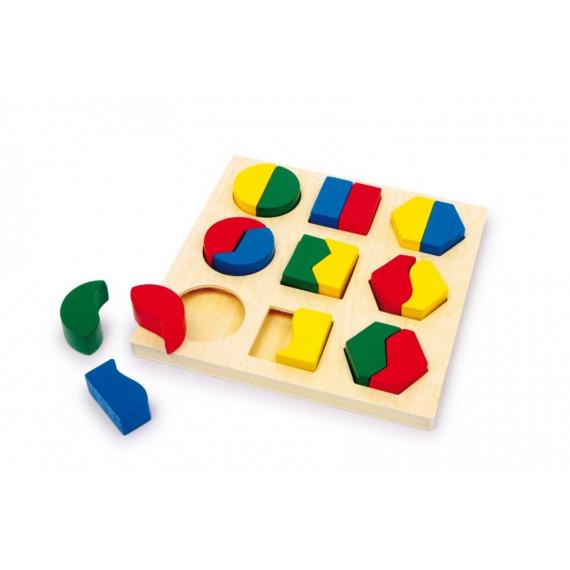Puzzle de Géométrie