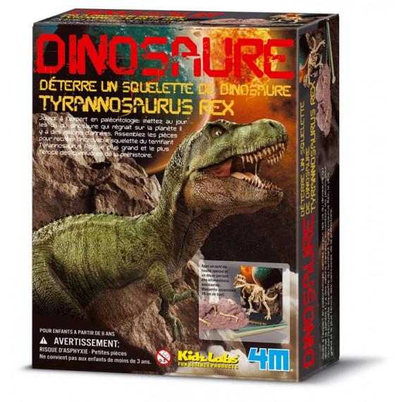 Dinosaure Tyrannosaurus Rex