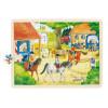 Puzzle Les Poneys en bois, 48 pièces