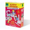 Le Petit Bâtisseur (200 planchettes en bois naturel)