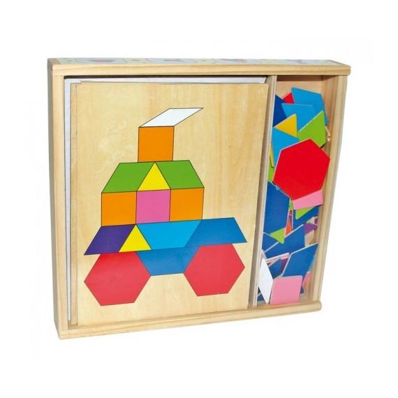 Boîte mosaïque