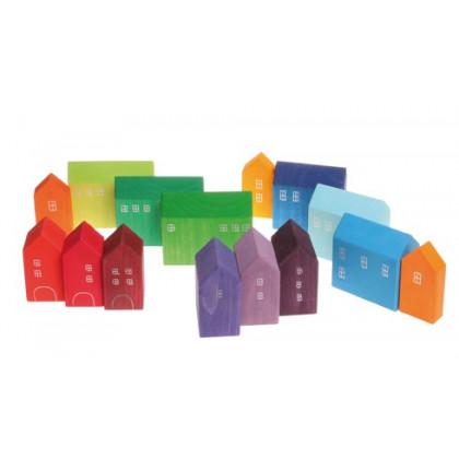 14 petites maisons en bois écologique