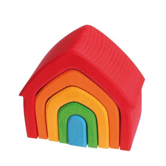 Petite maison en bois écologique