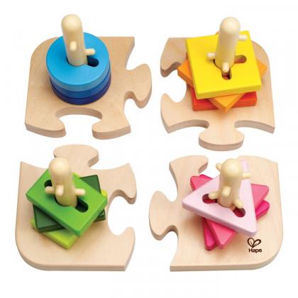 Puzzle à empiler