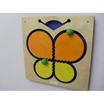 Jeu mural Papillon