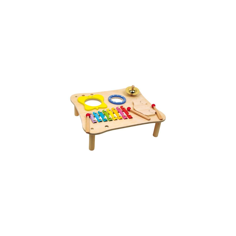 Table de musique enfant