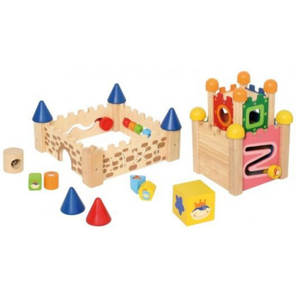 Château en bois à construire