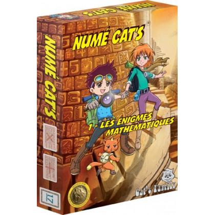 Numé Cat's Enigmes mathématiques
