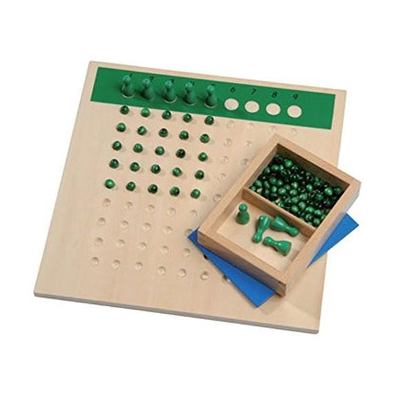 Table de division Montessori