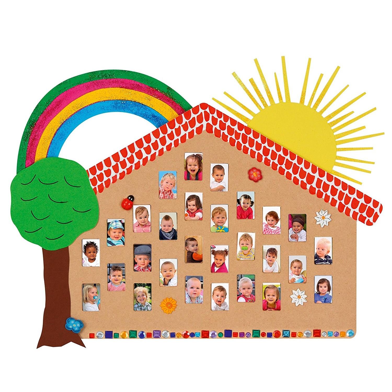 Support photos : Maison en bois