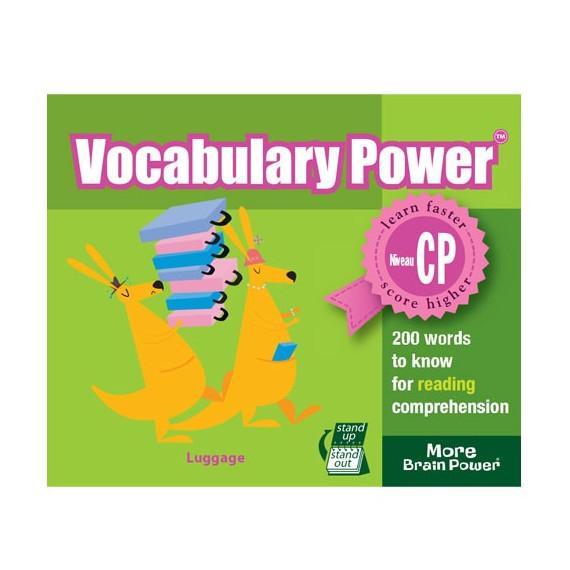 Vocabulary Power