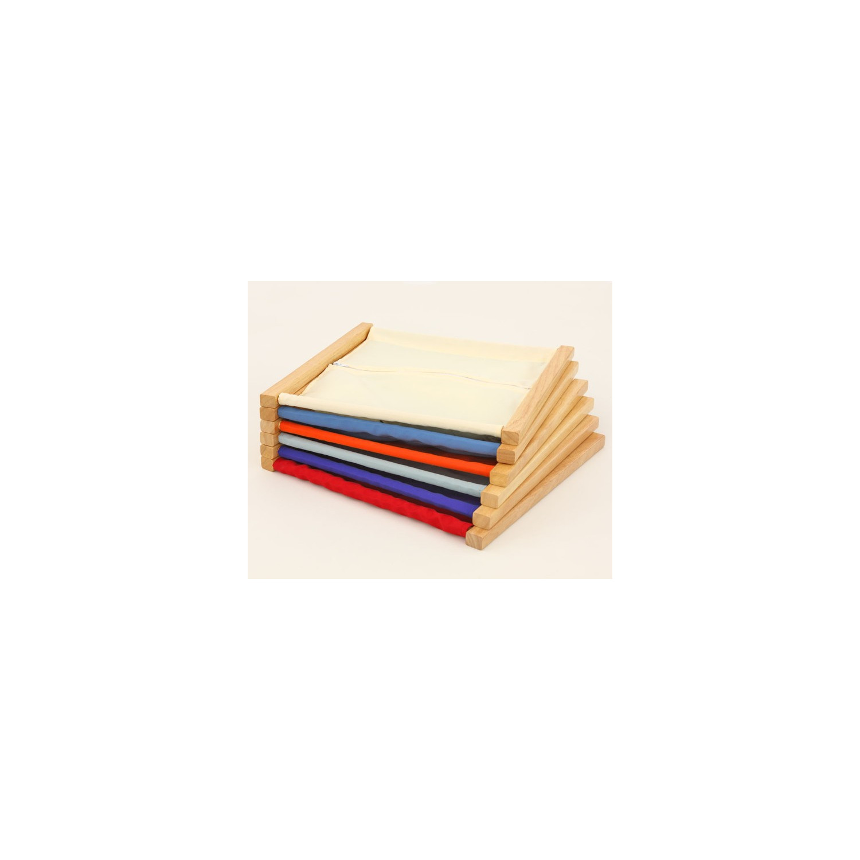 Set complet de cadres d'habillage Montessori