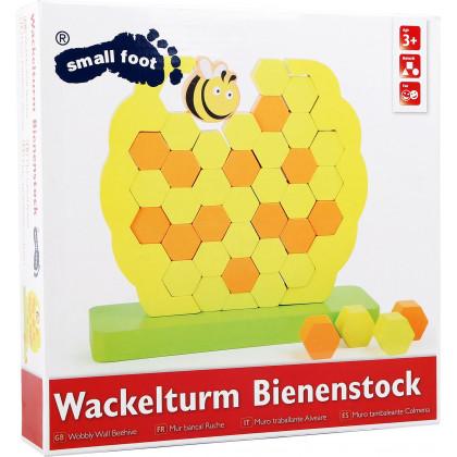 Mur vacillant ruche - Jeu d'adresse