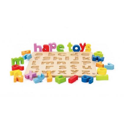 Puzzle Alphabet minuscule
