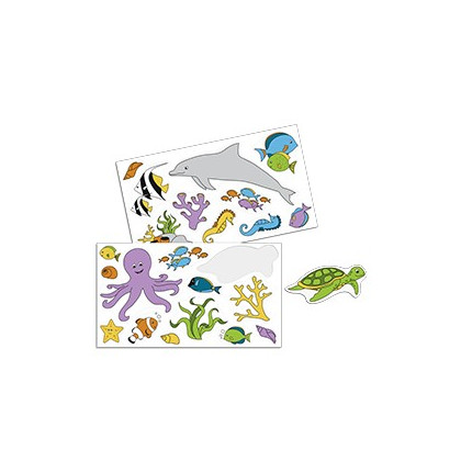 Stickers pour Jeu mural Magic Submarine