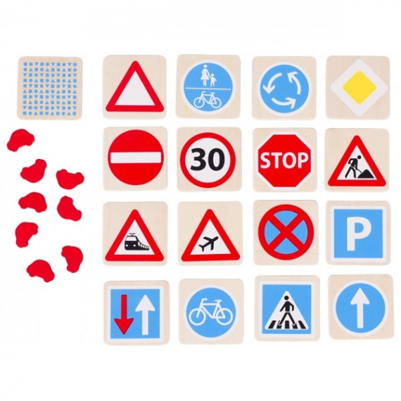 Mémo Panneaux routiers
