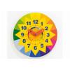 Horloge éducative, motif Ours
